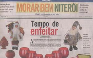 Morar bem Niterói prepara caderno com dicas de enfeites natalinos