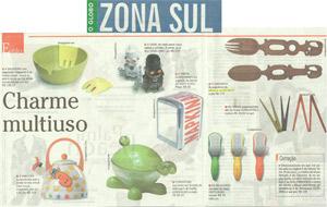 Africarte participa de seleção de produtos charmosos para cozinha no O Globo Zona Sul
