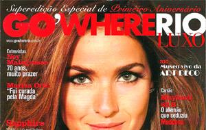 Natalia Machado fala sobre consultoria de moda na Go Where Rio edição de Luxo