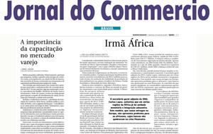O consultor empresarial Daniel Lascani teve artigo sobre capacitação no mercado de varejo publicado no JCom.