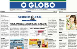 O pré-lançamento do Omega Residences, empreendimento da XMN Incorporações, foi divulgado na coluna Negócios&Cia, do O Globo.