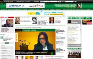 A CEO da Exa Multimídia, Livia Rozenbrah, participou do Especial sobre economia criativa do portal da revista Cliente S.A.