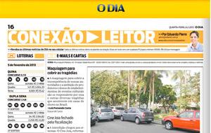 Jornal O Dia divulgou eventos das Casas de Convivência da SESQV. Confira!