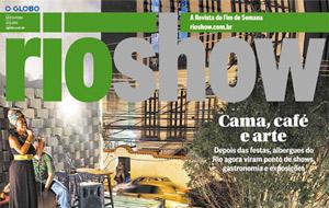 A colunista Deise Novakoski, do Rio Show, publicou coluna sobre a Camitz Sparkling Vodka.