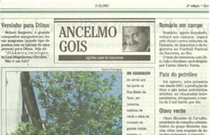 A coluna Ancelmo Gois, do O Globo, publicou registro sobre jantar harmonizado na Pousada Les Roches.