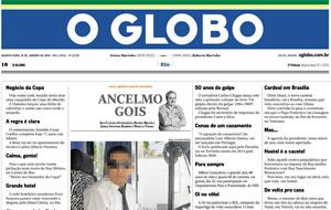 A coluna Ancelmo Gois publicou registro sobre a chegada do Fashion Premium ao mercado