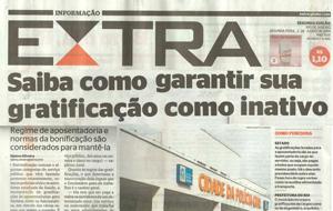 O advogado Marcelo Queiroz foi fonte em matéria do Extra sobre gratificações