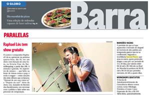 O Globo Barra publicou nota da Special Places sobre mansões durante a Copa