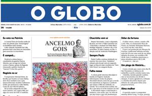 A coluna Ancelmo Gois publicou registro sobre a nova parceria da imobiliária Special Places