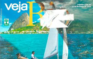 A revista Veja Rio publicou nota sobre o Carnaval infantil do Marina Barra Clube