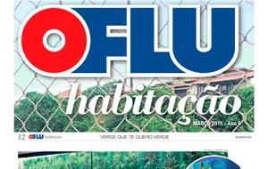 A arquiteta Monica Vieira foi destaque no Especial de Habitação do O Flu