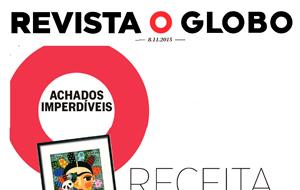 O kit de tequila da loja The Gift Box Br é destaque na coluna Achados Imperdíveis, da revista O Globo