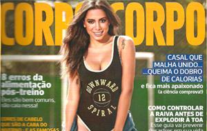 A nutricionista Andrezza Botelho fala sobre os sabotadores da dieta, na revista Corpo a Corpo de junho