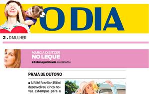 As novas estampas da marca Blih! Brazilian Bikini são destaque na coluna No Leque, do O Dia
