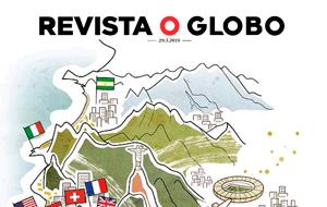 A nutricionista Andrezza Botelho fala sobre a estévia, na Revista O Globo
