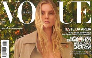 O novo tratamento VelaShape III, que chega na clínica da dermatologista Vanessa Metz, é destaque na Vogue de setembro