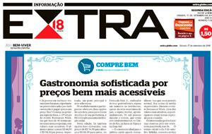 A coluna Compre Bem, do Extra, preparou dicas de como aproveitar a 15ª edição do Rio Restaurant Week