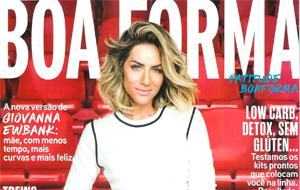 A revista Boa Forma de setembro deu destaque para o tratamento VelaShape III, novidade da Clínica Vanessa Metz