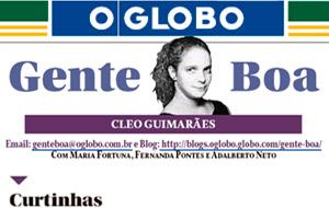 A coluna Gente Boa, do O Globo, falou sobre as novidades no menu do restaurante Via 44