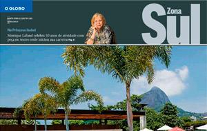 O Globo Zona Sul contou sobre os novos petiscos da Camelo, na coluna Água na Boca! Confira