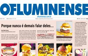 Dia do hambúrguer é assunto no O Fluminense e receitas da Donninha e do Restô são destaque