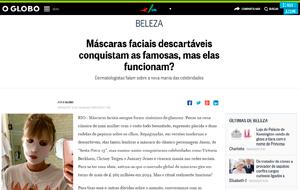 No Ela Online, a dermatologista Roberta Bibas dá dicas sobre máscaras faciais
