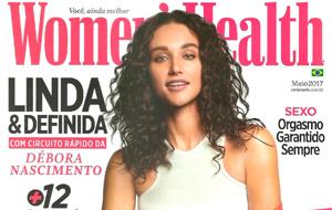 A psicóloga Fabiane Curvo fala sobre o significado do batom vermelho, na revista Women's Health