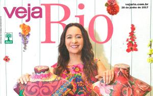 Páru Inkas é destaque na Veja Rio com Menu executivo light
