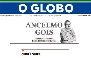 O portal DescomplicaBari, da endocrinologista Mariana Farage, é destaque na coluna Ancelmo Gois, no O Globo